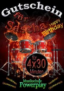 Drums 2015 Sascha