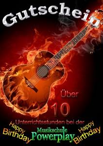 Gitarre 2 2016