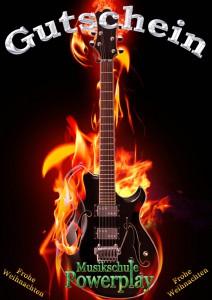 Gitarre E- 2
